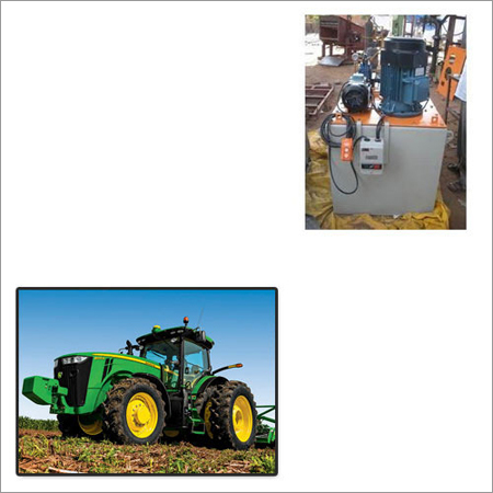 Hydraulic Power Pack for Tractor