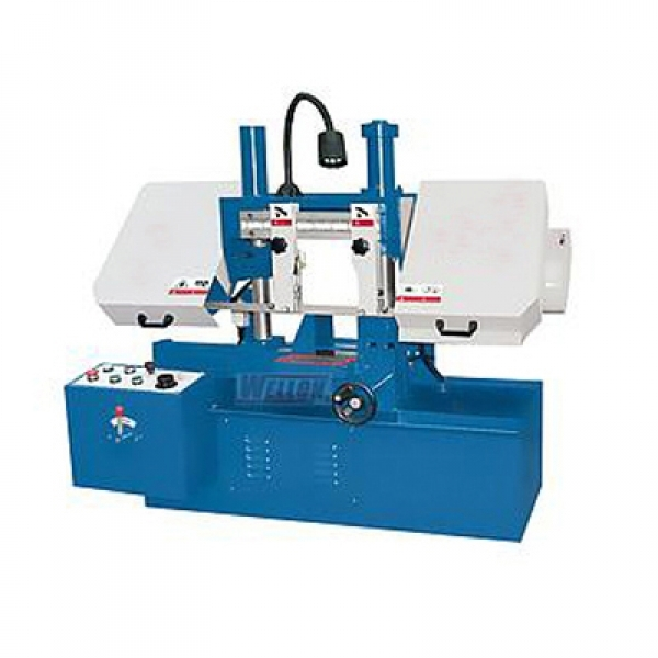 Double Column Semi Automatic Horizontal Bandsaw Machine-BDH200A