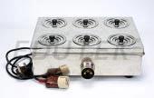 Water Bath Rectangular Electric