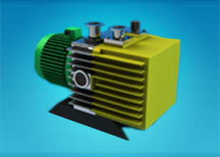 Rotary Vane Vacuum Pumps Direct Drive