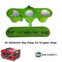 3D Mug Clamps Irrugular