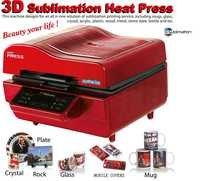 3D heat press