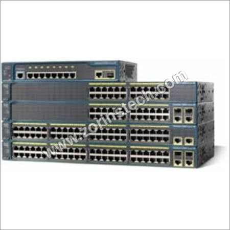 Cisco Catalyst 2960s and 2960 Series Switches