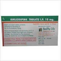 Amlodipine Besylate Tablets IP 2.5 mg