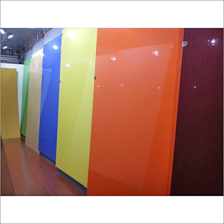 UV Coated Panel