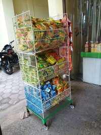 Supermarket Irrigator Bin