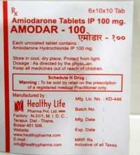Amiodarone Tablets BP 200 mg
