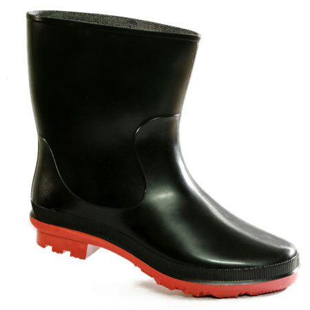 Safety Gumboots -DON RED