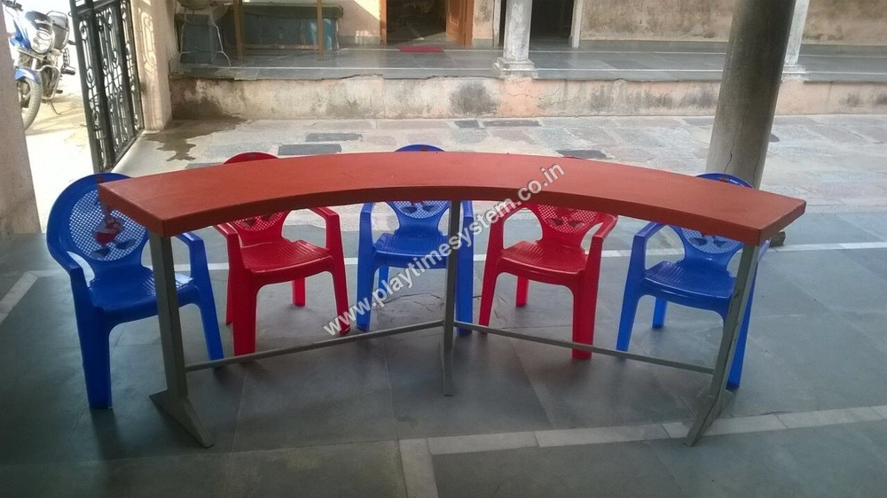 School Chairs and Table
