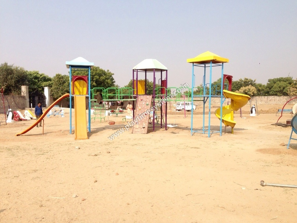 FRP Play Ground Equipment
