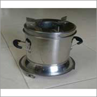 Stainless Steel Chulha