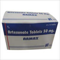 Artesunate Tablets 50 mg