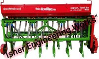 Tractor Mounted Seed Drill