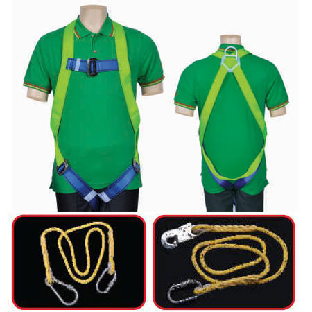 Full body Safety Belt (Harness) - Class A ibs1003