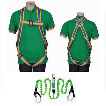 Full body Safety Harness - Class A ibs 103