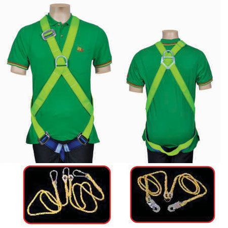 Full Body Safety Harness - Class D 205-2-2