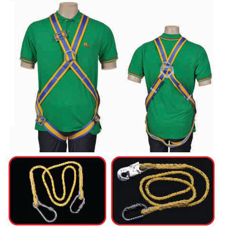Full body Safety Harness - Class D ibs110