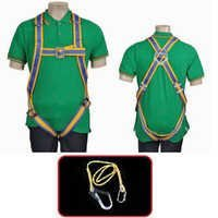 Full body Safety Harness - Class E ibs 203