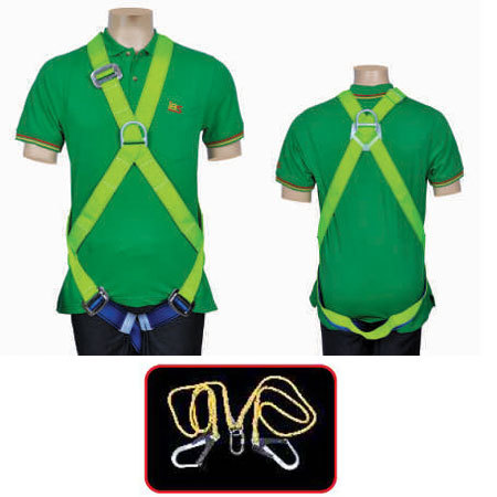 Full Body Safety Harness - Class D