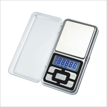 MH Jewellery Pocket Weighing Scales