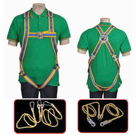 Full body Safety Harness - Class E ibs205-202