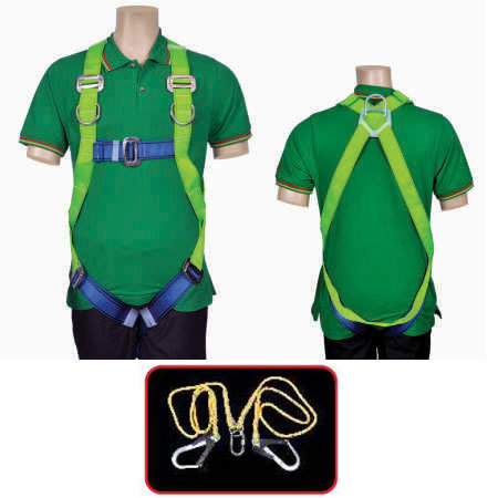 Full Body Safety Harness - Class L 1008