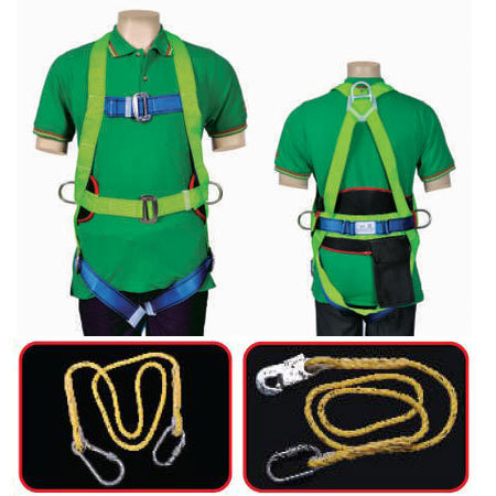 Full Body Safety Harness - Class P