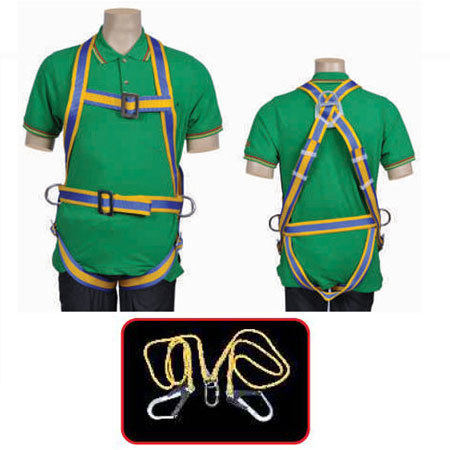 Full body Safety Harness - Class P ibs 104