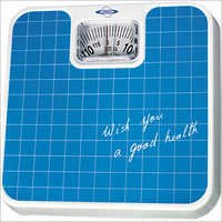Manual Bathroom Weighing Scale