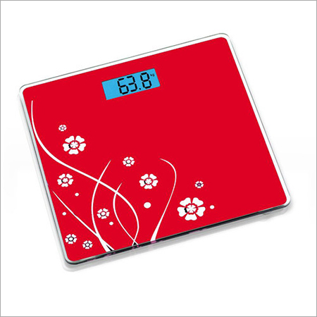 Back Light Function Weighing Scales