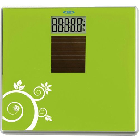 Solar Power Scale Weighing Scales