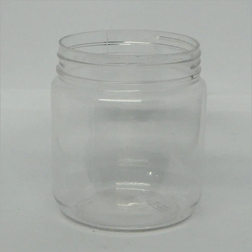 COSMETIC PLASTIC JAR