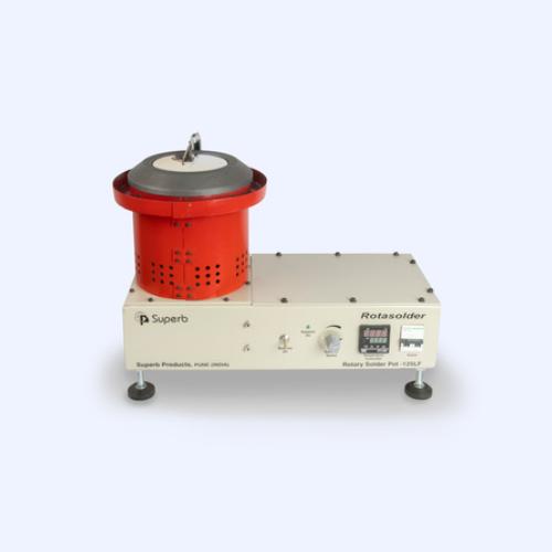 Rota Solder Machine