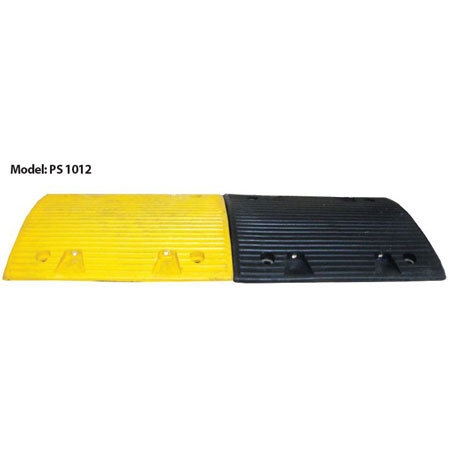 Rubber Speed Bumps ps 1012