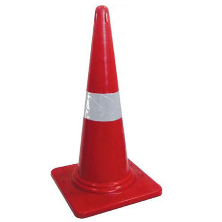 Safety Cones Without Rubber Base ps 750L