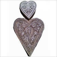 Decorative Printing Stamp Heart Shape