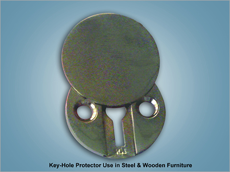 Key Hole Protector Use in Steel & Wooden Furniture