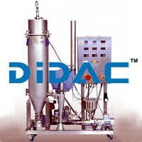 Tall Form Spray Dryer And Chiller