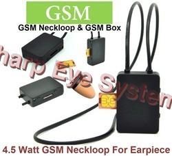 GSM Neckloop Box for Spy Earpiece