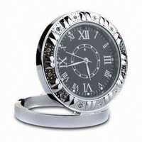 Small Table Clock Camera