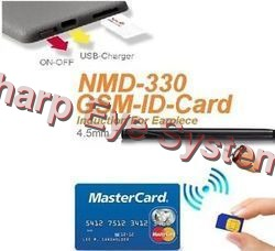 GSM Earpiece Atm ID Cards office Delhi