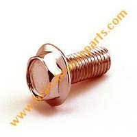 Silicon Bronze Flange Bolts