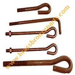 Silicon Bronze Foundation Bolts