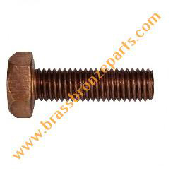 Silicon Bronze Metric Bolts
