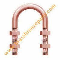 Silicon Bronze U Bolts