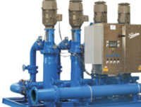 Pressure Booster System/ Hydro-Pneumatic System