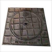 Round Romainan Manhole Cover