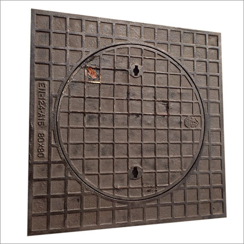 Round Romainan Manhole Cover