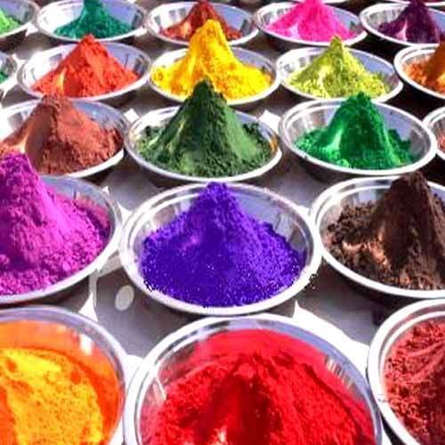 Solvent Resistant Pigments