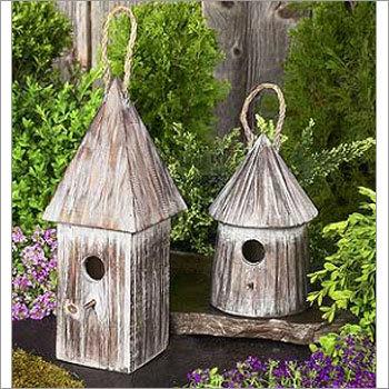 Garden Wooden Nest